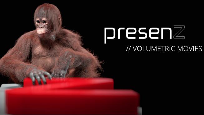 Monkey Presenz